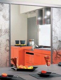 Room Dividers - Kitchen - New York - by Sliding Door by ...