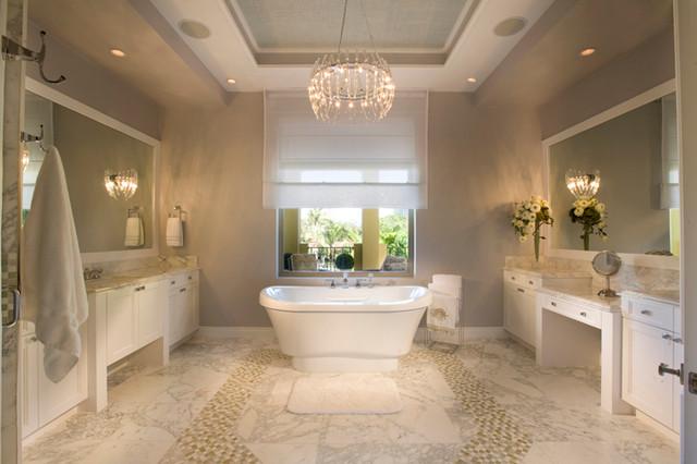 WILLIAMS ISLAN VILLA  Modern  Bathroom  Miami  by