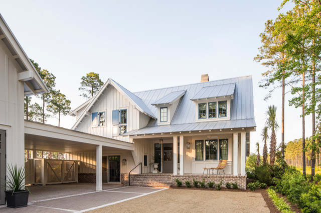 Southern Living Photos farmhouse-exterior