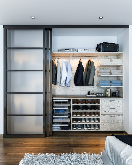 Modern Style  Modern  Closet  Los Angeles  by Kay Wade