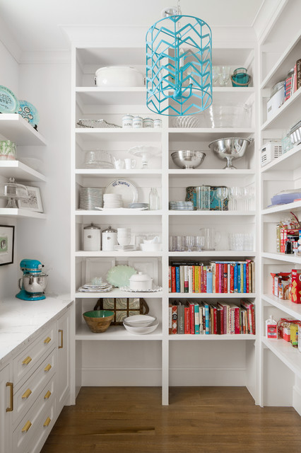 Kitchen Confidential Walk In Pantries Vs Cabinet Pantries