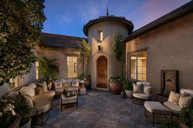 Camelot Reserve  Mediterranean  Patio  Phoenix  by