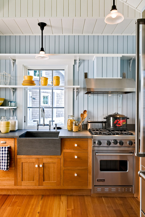 timeless appeal of the shaker kitchen cabinets