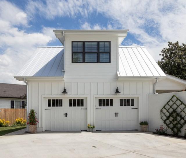 N Maney Avenue Farmhouse Garage