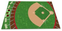 Baseball Diamond Rug - Rugs Ideas