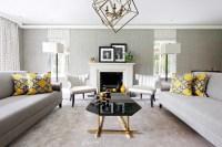 Formal Living Room - Transitional - Living Room ...