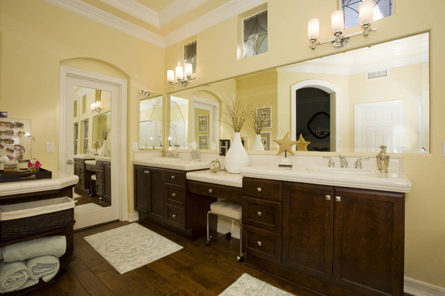 Savvy Interiors San Diego  Transitional  Bathroom  San Diego  by Savvy Interiors