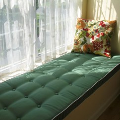 Button Tufted Sofas Corner Sofa Coffee Table Soft Green Window Seat Cushion With Buttons - Traditional ...