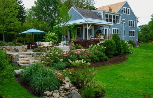 country farm house - farmhouse