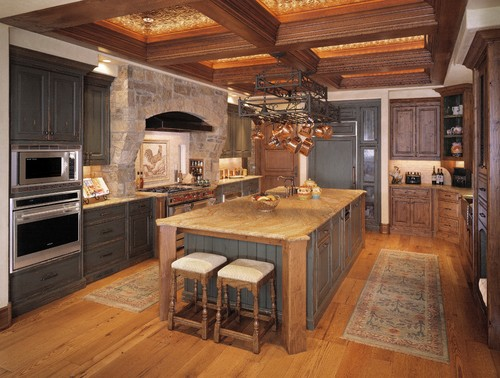 tuscan style kitchen cabinet sales give your that warm look