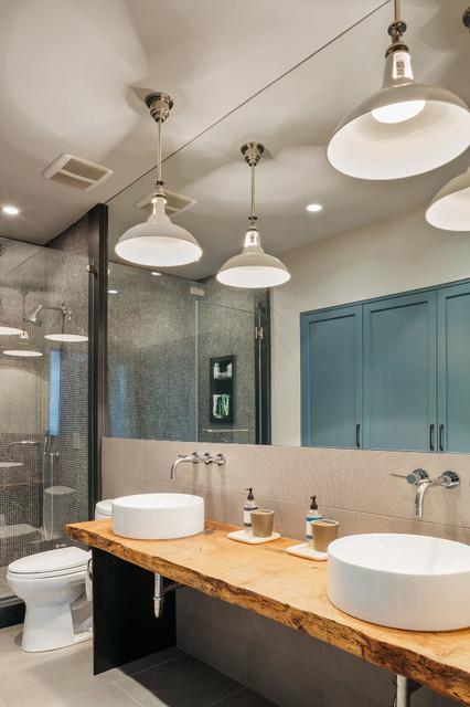 Urban Modern Scandinavian Bathroom Houston By Poet