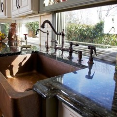 Rustic Kitchen Sinks Sink Grates 5 Spectacular New Ways To Update Your Realtor Com Made From Unusual Materials