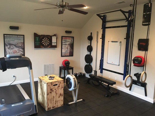 Garage Gym Traditional Other By Prx Performance Houzz Ie
