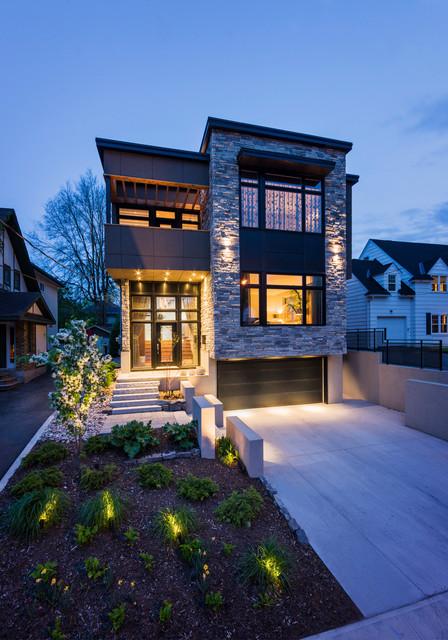 Geneva Home - Design First Interiors - Contemporary ...