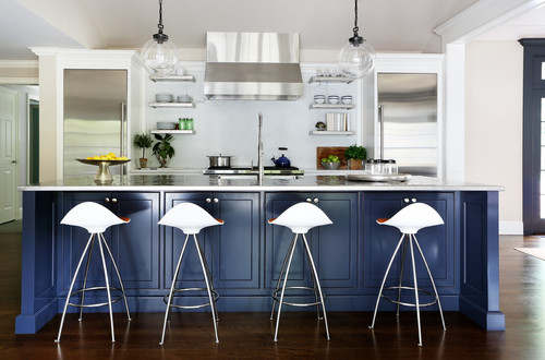 Navy Blue Paint Colors