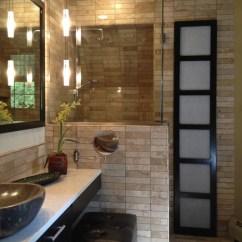 Monarch Dining Chairs Handicap Swing Chair Zen Bathroom - Asian Cedar Rapids By Renovations