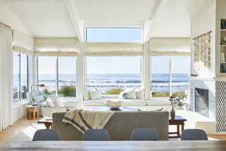 Sand And Surf Inspire Look Of New Great Room With Pacific Views ( Photos)