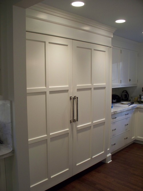 kitchen appliance ratings anti fatigue mat thermador vs. ge monogram integrated refrigerators ...