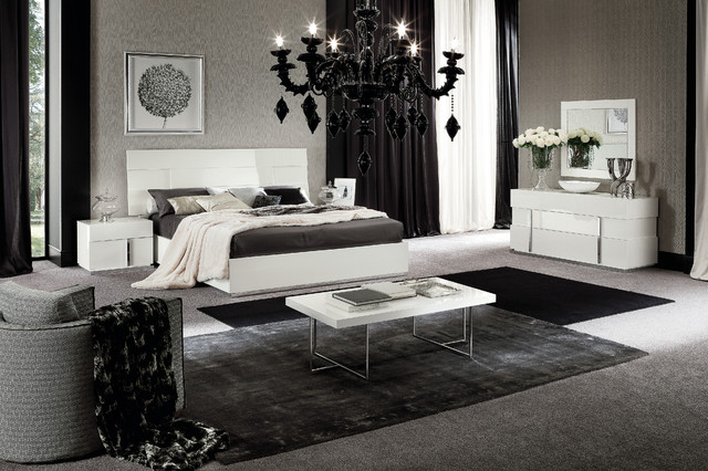 Distinguish the facts from the myth of el dorado, the lost city of gold that inspired countless european explorers. Ava Bedroom Set Made in Italy - Modern - Dining Room ...