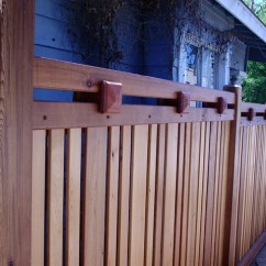 Pictures Of Living Rooms With Brown Sectionals Room Art Mission Hills Craftsman Fence - San Diego By ...
