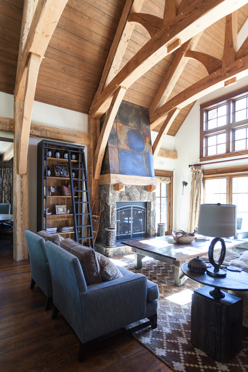 Planked Wood Ceilings and Walls For Every Design Style