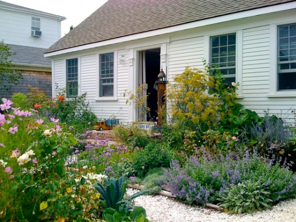 provincetown cottage - traditional