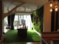 Alam Impian : Interior Eco Friendly Dining Hall - Eclectic ...
