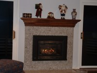 Lakeside Redo - Traditional - Living Room - other metro ...