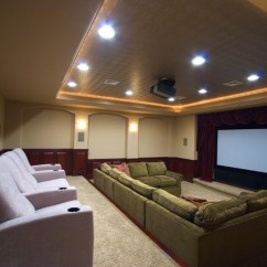 Lazy Boy Sofas For Sale Costco Finished Basements - Modern Basement Other By ...
