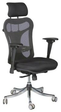 Ergo Ex Tilted Executive Arm Chair - Contemporary - Office ...