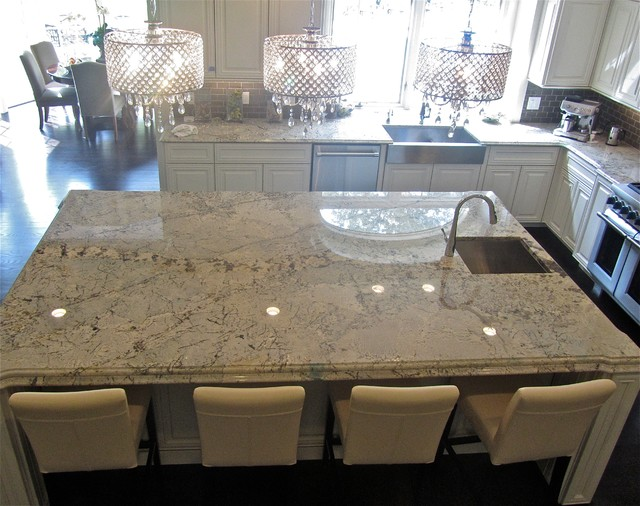 Engineered countertops bstcountertops for Engineered quartz countertops