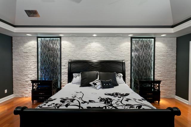 Stanton Master Suite  Modern  Bedroom  Louisville  by