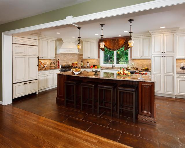 Elegant Kitchen Renovation  Traditional  Kitchen New