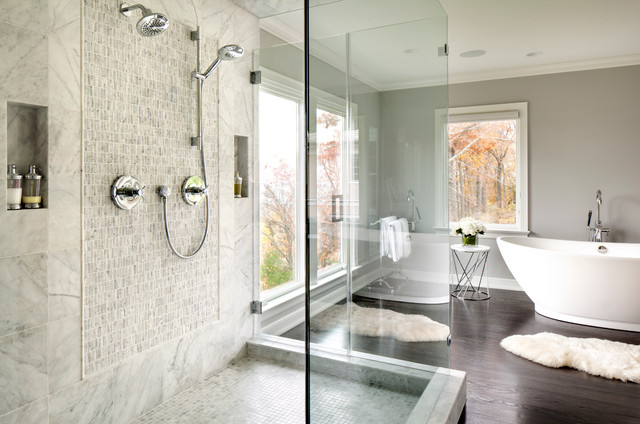 Sazama Design Build Remodel  Bathroom  Milwaukee  by Sazama Design Build Remodel