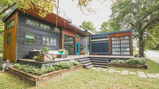 Houzz Tour: Rock Musician's Tiny House Wakes Up The Neighborhood ( Photos)