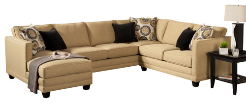 Crypton Sectional Sofa