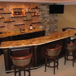 Sears Kitchen Tables Whitewash Cabinets Floating Shelves - Contemporary Atlanta By ...