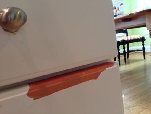 Help  yucky peelingmelting thermofoil cabinets