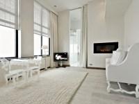 White Hardwood Floors - Modern - Bedroom - San Diego - by ...