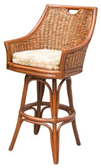 Counter Stool in Sienna Finish (Felton Cactus) - Tropical ...
