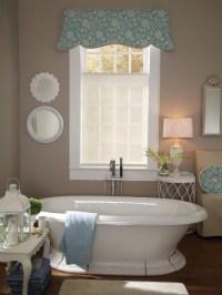 BATHROOM WINDOW TREATMENTS - Modern - Bathroom - Denver ...