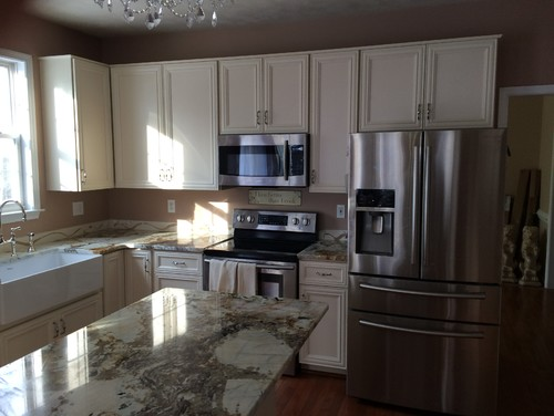 Kitchen Cabinets Don T Go To Ceiling
