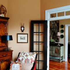 Ethan Allen Living Room Pics Elle Decor White Rooms My Houzz: French Country Meets Southern Farmhouse Style In ...