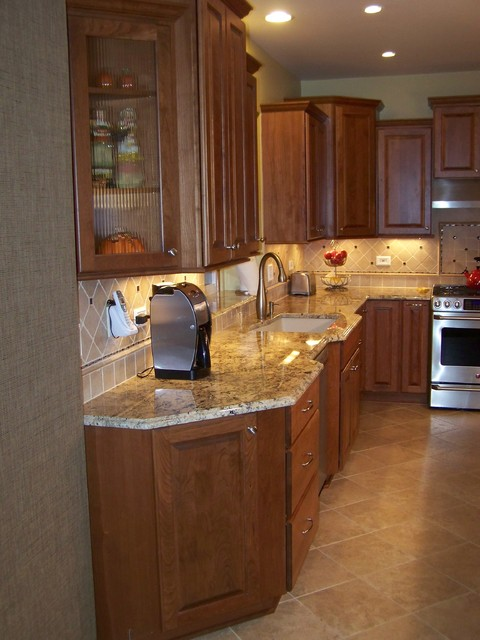 kitchen island with sink for sale faucet spout berg - traditional chicago by jandb ...