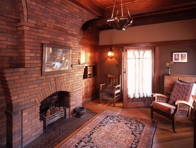 Greene and Greene Gamble House Pasadena 1908  Craftsman
