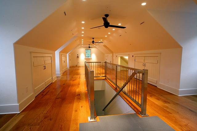 Buckingham Township Residence Eclectic Hall