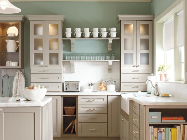 Country Kitchens  Farmhouse  Kitchen  New York  by