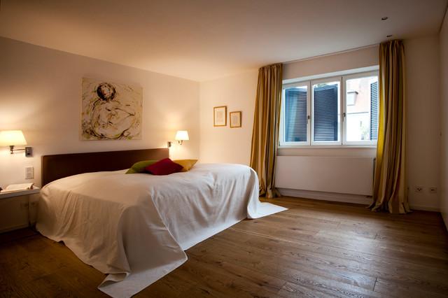 schlafzimmer moderner landhausstil – menerima, Schlafzimmer ideen