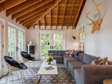 transitional-sunroom Before and After: 5 Revamped Living Spaces That Feel Like Home (14 photos)