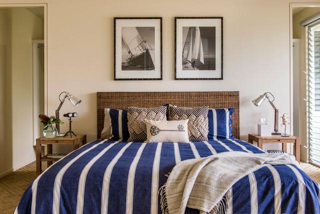 Yaroomba Beach House coastal-bedroom
